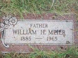 William Meier gravesite