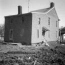 Dorothy Van Kleeck house, back