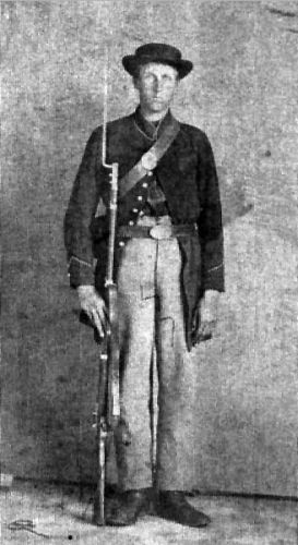 Robert Whittaker, Indiana