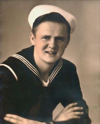 Richard Zalewski, US Navy