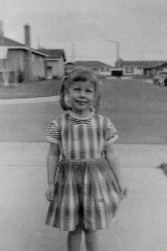 Linda Ann Parker abt 1960