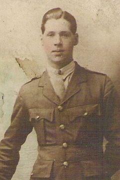 2nd Lt. John James Latham RFA North Staffordshire Regt 1916-21