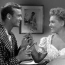 Judy Holliday and Aldo Ray