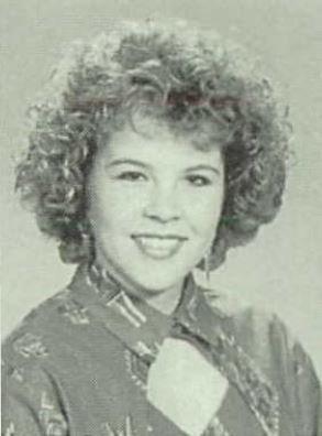 Jessica Leigh Dent - Sophomore Yearbook Photo