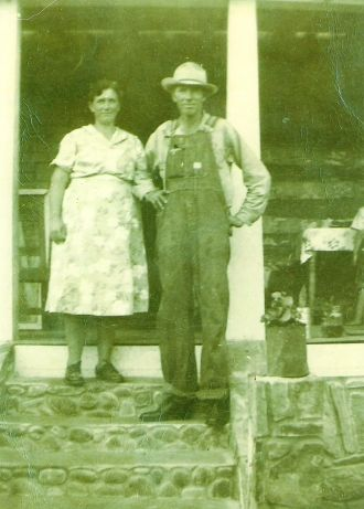 Charlie and Annie (Wilson) Bowles
