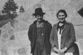 Mr. & Mrs. S. Castle 1940