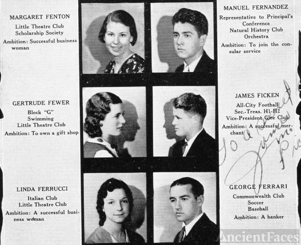 San Francisco 1932