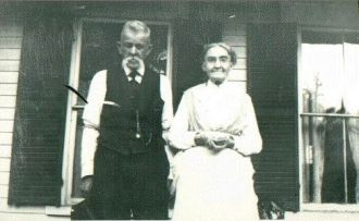 Luther and Mary Healey