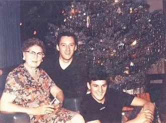 Vantassel Christmas in 1967