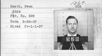 Owen M. Heath
