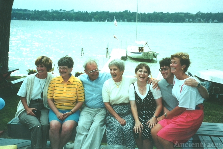 The Family of Clifford E and Anita B Sears