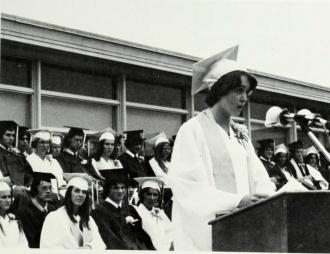 1976 Graduation Hamilton Wenham Regional High School