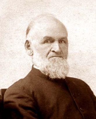 Rev. Alfred E. Hiller, NY & NJ