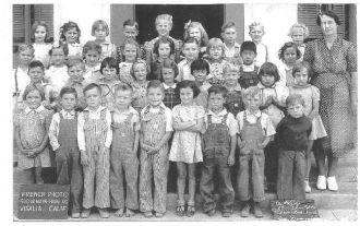 Second Grade, Cutler Elementary
