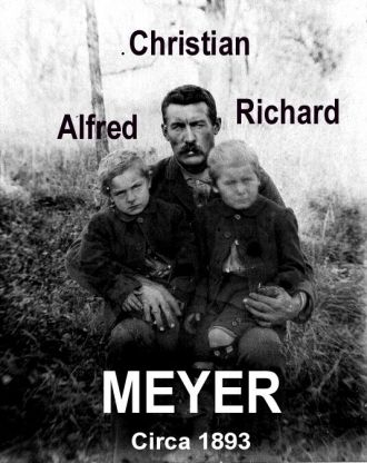 A photo of Alfred R Meyer