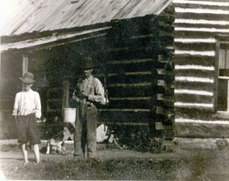 Rouse and/or Lee Homestead
