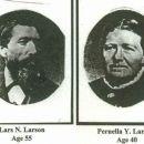 lars niels larsen and pernella yorgenson