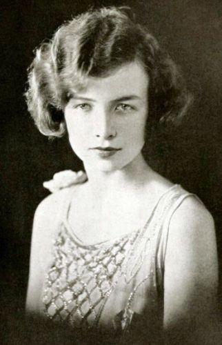 Katharine McKee, Ohio, 1926