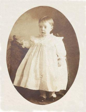 Edna Lucille (Fuller) Johnson, New Jersey