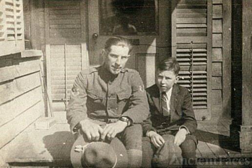 Charles & Paul Martin, 1917
