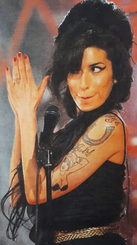 Amy Winehouse 2008 Grammy Awards