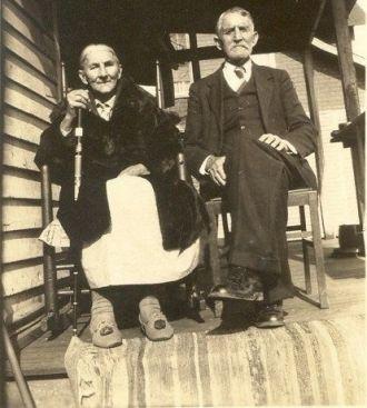 Mary Eliza ELLINGTON And Daniel Boone Smedley