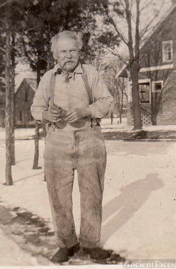 Old Man Comstock; Center, Indiana