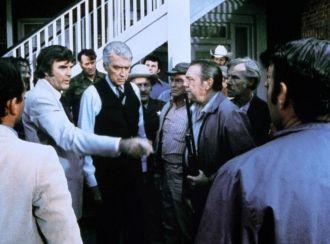 Dort W Clark and Jimmy Stewart