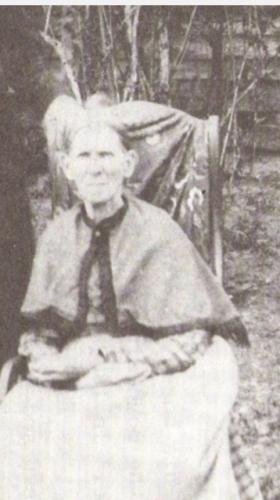 Anna(Annie) Lena Williams Bagley