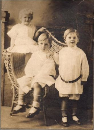 Patrick Earl Fletcher Children