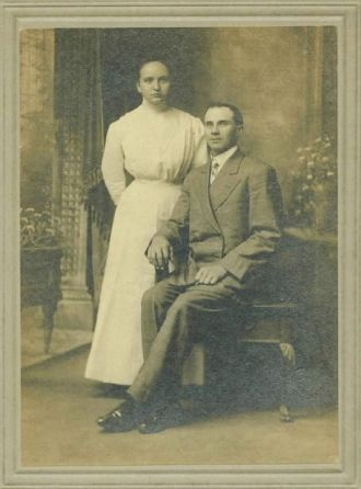 Wilmer & Ruth Pyle