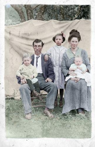 William & Hattie, 1912
