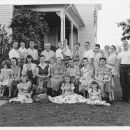 Gates Family Picture, Ohio 1953