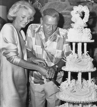 Frank and Barbara (Blakeley) Sinatra
