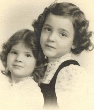 Joyce & Marilyn Krapf