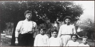 Duggan Family Picture