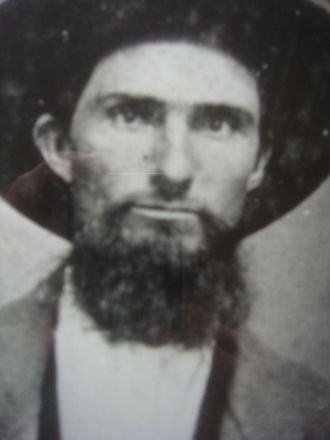 A. I. Thornburg Heath, a Confederate Soldier