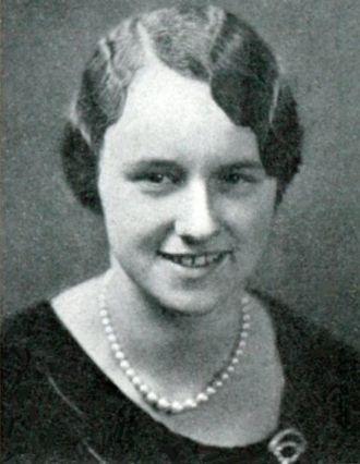 Annis Estella Carpenter, Vermont, 1930