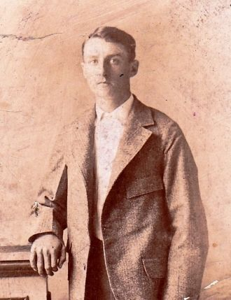 Sheriff John Walter Schwartz