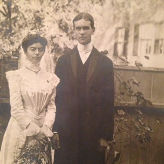 Russell and Rose (Gifford) Grinnell Sr.