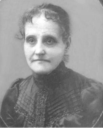 Wife of Robert Wallace Logan