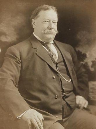 William Howard Taft, 1907