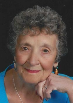 A photo of Doris Muriel (Kelly) Cannon
