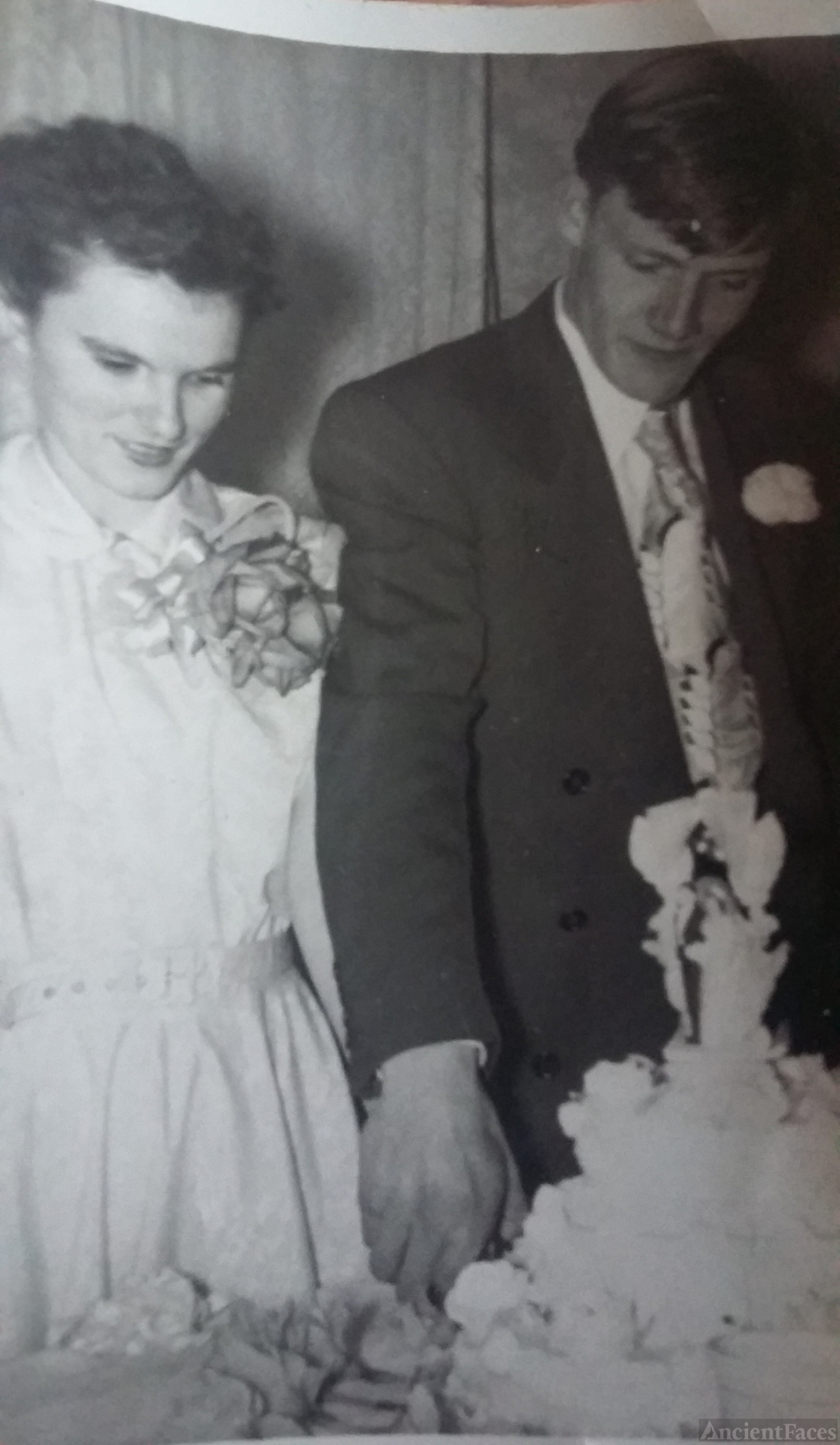 Ernest and Eileen Ackerknecht
