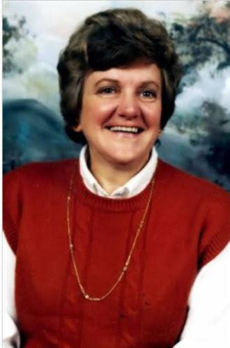 Charlotte Jane (nee Robinson) Voetberg Keck  1974