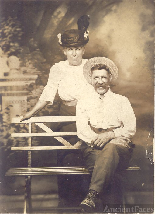 Mary Louisa and James D Kline