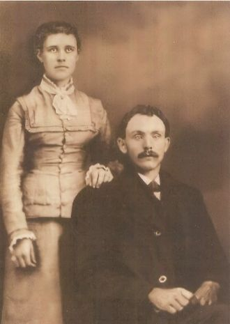 A photo of Sarah Quinlisk Harmon & Michael Quinlisk