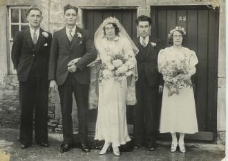 Harry Franklin's Wedding