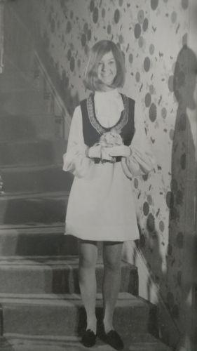 Margaret M Parsons