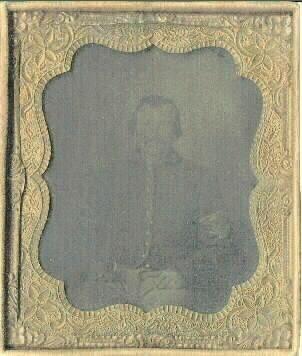John Houston McElroy 1829-1907
